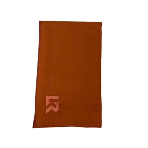 LK Premium Merino Wool Scarf BRICK