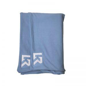 LK Premium Merino Wool Scarf ICE BLUE